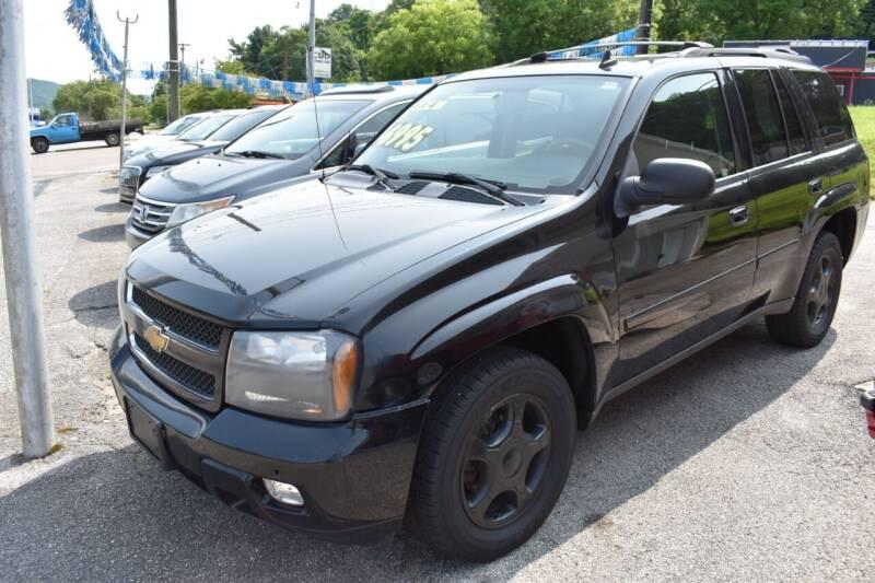 2008 Chevrolet TrailBlazer for sale at Gamble Motor Co in La Follette TN