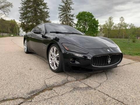 2008 Maserati GranTurismo for sale at 100% Auto Wholesalers in Attleboro MA