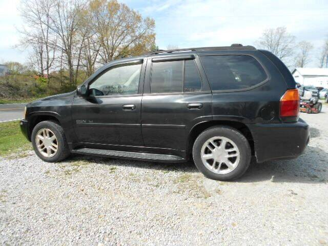 2007 GMC Envoy for sale at David Hammons Classic Cars in Crab Orchard KY