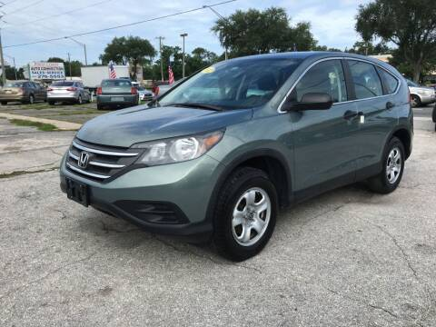2012 Honda CR-V for sale at First Coast Auto Connection in Orange Park FL