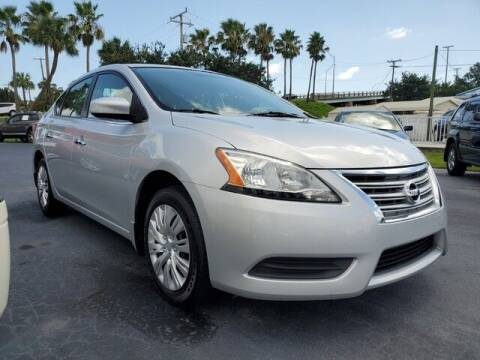 2013 Nissan Sentra for sale at Select Autos Inc in Fort Pierce FL