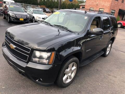 2010 Chevrolet Tahoe for sale at KINGSTON AUTO SALES in Wakefield RI