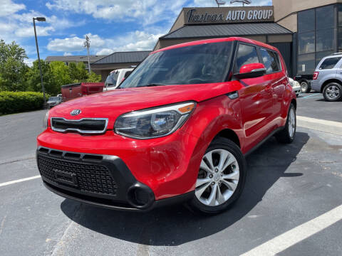 2014 Kia Soul for sale at FASTRAX AUTO GROUP in Lawrenceburg KY