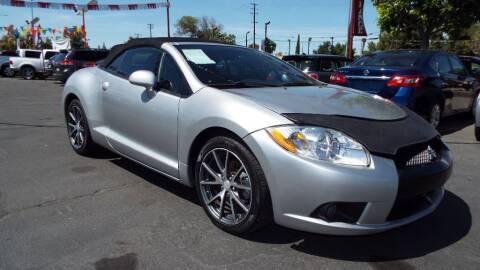 2012 Mitsubishi Eclipse Spyder for sale at 559 Motors in Fresno CA