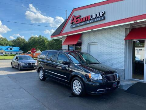 2015 Chrysler Town and Country for sale at AG AUTOGROUP in Vineland NJ