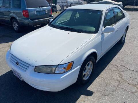 1999 Toyota Camry for sale at 101 Auto Sales in Sacramento CA