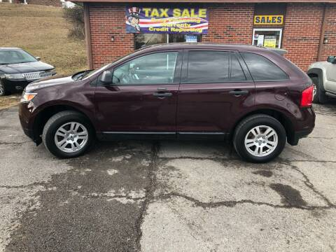 2011 Ford Edge for sale at Atlas Cars Inc. in Radcliff KY