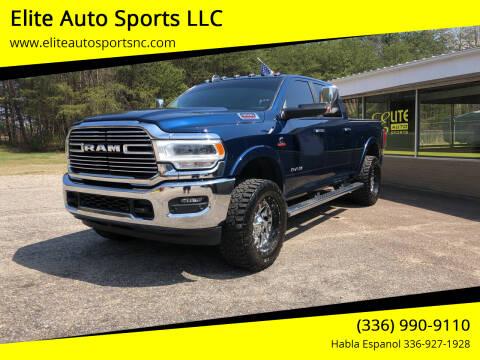2019 RAM Ram Pickup 3500 for sale at Elite Auto Sports LLC in Wilkesboro NC