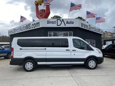 2017 Ford Transit Passenger for sale at Direct Auto in D'Iberville MS