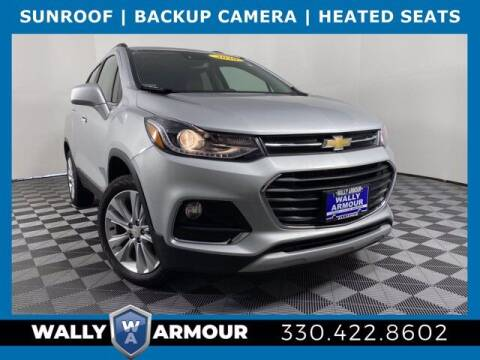 2020 Chevrolet Trax for sale at Wally Armour Chrysler Dodge Jeep Ram in Alliance OH