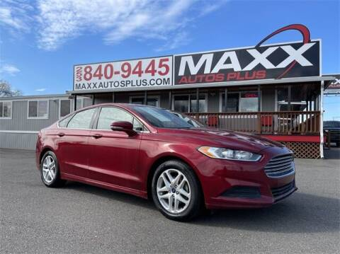 2016 Ford Fusion for sale at Maxx Autos Plus in Puyallup WA