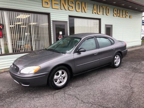 2004 Ford Taurus for sale at Superior Auto Sales in Duncansville PA