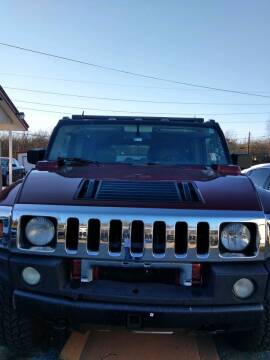 2003 HUMMER H2 for sale at E-Z Pay Used Cars in McAlester OK