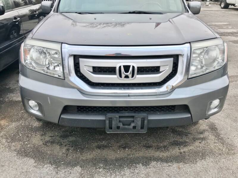 2009 Honda Pilot for sale at Tiger Auto Sales in Columbus OH