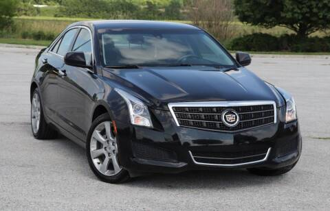 2014 Cadillac ATS for sale at Big O Auto LLC in Omaha NE