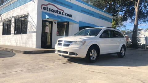 2009 Dodge Journey for sale at ETS Autos Inc in Sanford FL