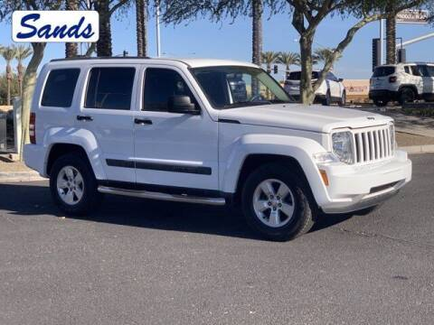 2011 Jeep Liberty for sale at Sands Chevrolet in Surprise AZ