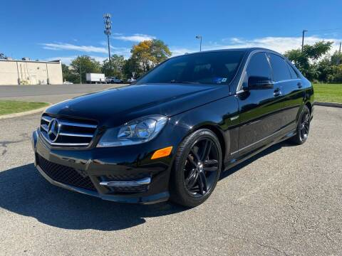 2013 Mercedes-Benz C-Class for sale at Pristine Auto Group in Bloomfield NJ