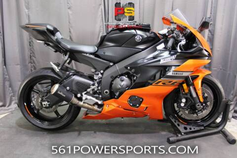 2020 Yamaha YZF-R6 for sale at Powersports of Palm Beach in Hollywood FL