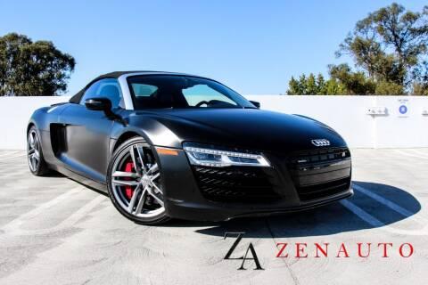 2015 Audi R8 for sale at Zen Auto Sales in Sacramento CA