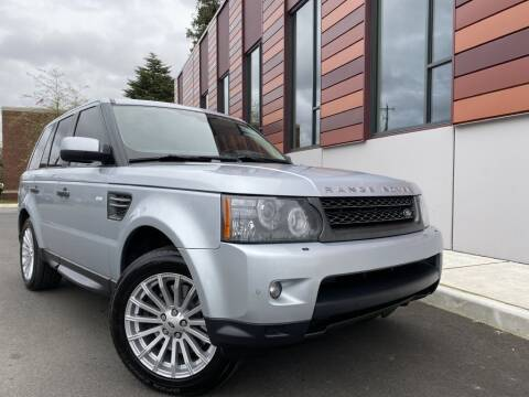 2010 Land Rover Range Rover Sport for sale at DAILY DEALS AUTO SALES in Seattle WA