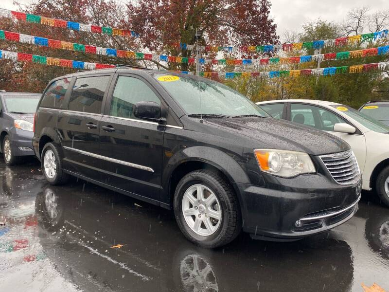 2012 Chrysler Town and Country for sale at WOLF'S ELITE AUTOS in Wilmington DE