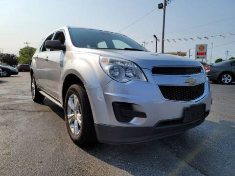 2013 Chevrolet Equinox for sale at Dixie Automart LLC in Hamilton OH
