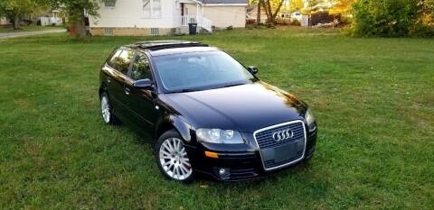 2006 Audi A3 for sale at Cleveland Avenue Autoworks in Columbus OH