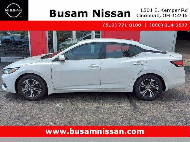 2021 Nissan Sentra for sale in Cincinnati, OH