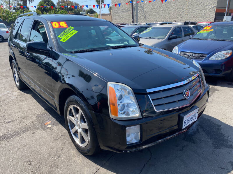 2004 Cadillac SRX for sale at North County Auto in Oceanside CA