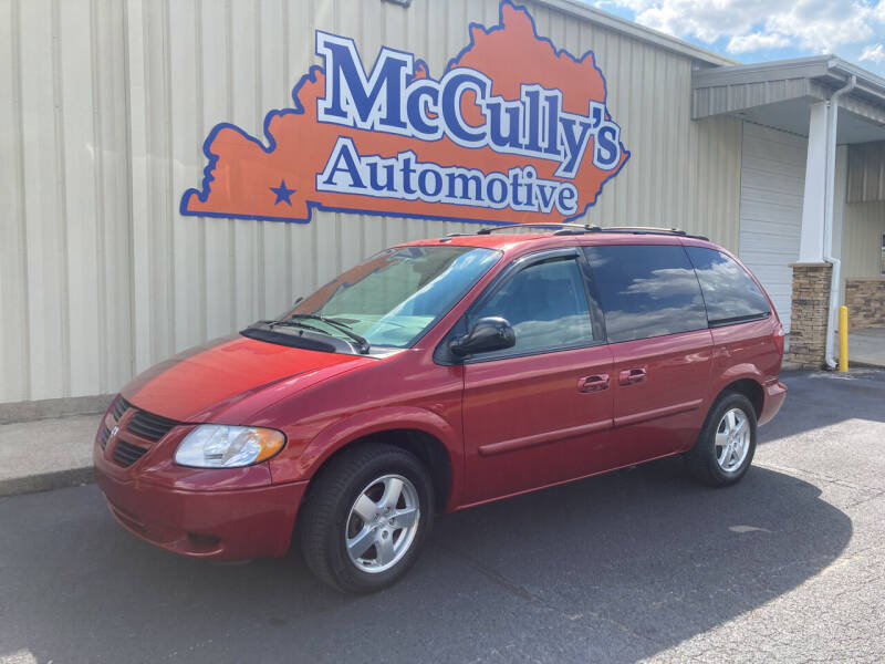 2006 Dodge Caravan for sale at McCully's Automotive - Under $10,000 in Benton KY