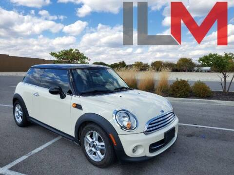 2012 MINI Cooper Hardtop for sale at INDY LUXURY MOTORSPORTS in Fishers IN