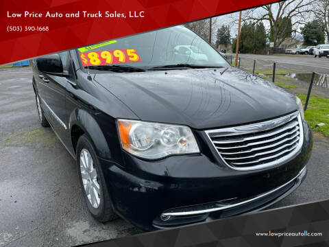 2016 Chrysler Town and Country for sale at Low Price Auto and Truck Sales, LLC in Salem OR
