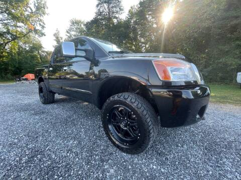 2011 Nissan Titan for sale at Priority One Auto Sales in Stokesdale NC