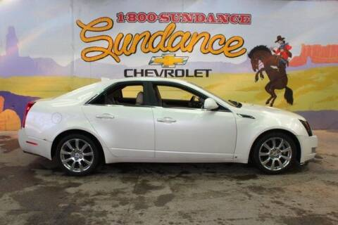 2009 Cadillac CTS for sale at Sundance Chevrolet in Grand Ledge MI