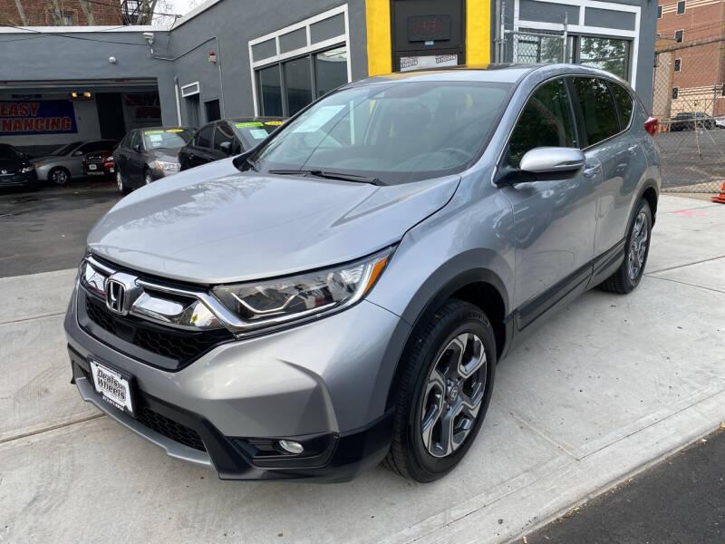 2018 Honda CR-V for sale at DEALS ON WHEELS in Newark NJ