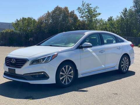 2016 Hyundai Sonata for sale at SHOMAN AUTO GROUP in Davis CA