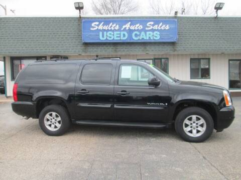 2009 GMC Yukon XL for sale at SHULTS AUTO SALES INC. in Crystal Lake IL