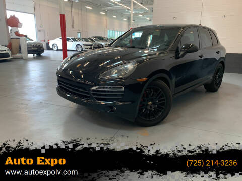 2013 Porsche Cayenne for sale at Auto Expo in Las Vegas NV