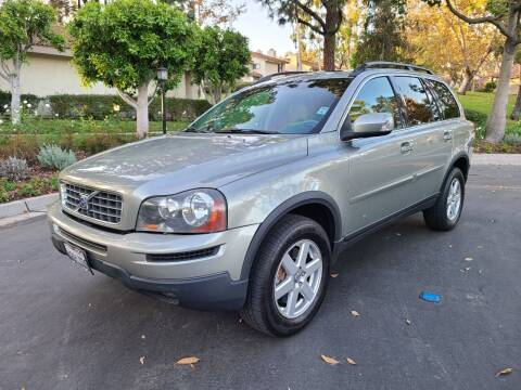 2008 Volvo XC90 for sale at E MOTORCARS in Fullerton CA