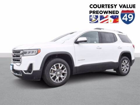 2020 GMC Acadia for sale at Courtesy Value Pre-Owned I-49 in Lafayette LA