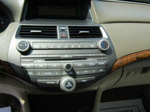 2008 Honda Accord EX 4dr Sedan 5A - Wadena MN