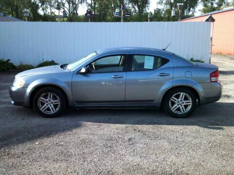 2008 Dodge Avenger for sale at Chaddock Auto Sales in Rochester MN