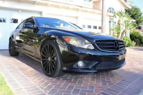 2010 Mercedes-Benz CL-Class for sale at Newport Motor Cars llc in Costa Mesa CA