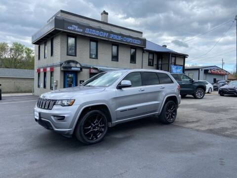 2019 Jeep Grand Cherokee for sale at Sisson Pre-Owned in Uniontown PA