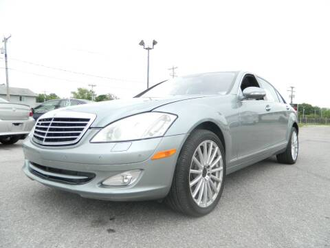 2008 Mercedes-Benz S-Class for sale at Auto House Of Fort Wayne in Fort Wayne IN