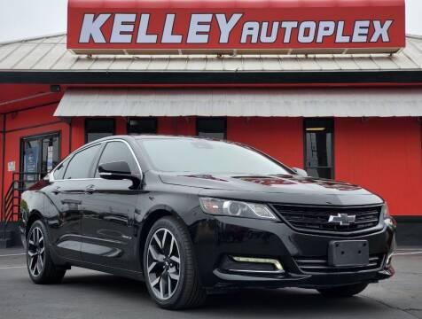 2016 Chevrolet Impala for sale at Kelley Autoplex in San Antonio TX
