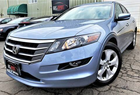 2010 Honda Accord Crosstour for sale at Haus of Imports in Lemont IL