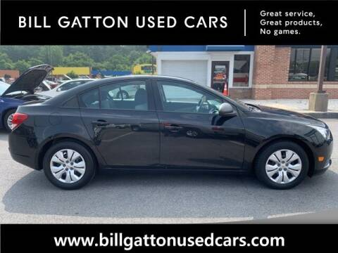 2014 Chevrolet Cruze for sale at Bill Gatton Used Cars in Johnson City TN