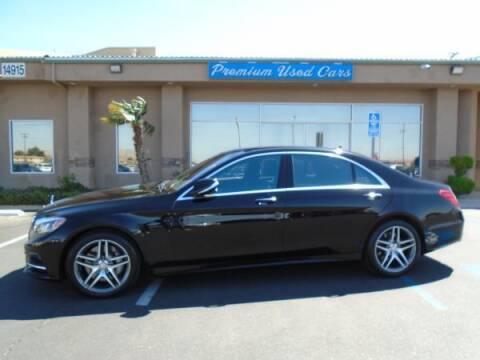 2014 Mercedes-Benz S-Class for sale at Family Auto Sales in Victorville CA